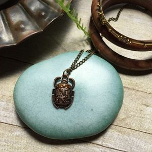 Jewelry - Scarab Necklace